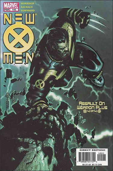 New X-Men (2001) 145-A by Marvel