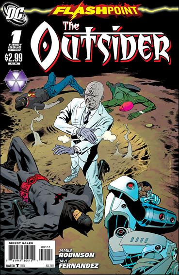Flashpoint: The Outsider 1-A by DC