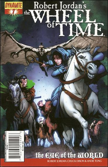 Robert Jordan's Wheel of Time: The Eye of the World (2010) 7-A by Dynamite Entertainment