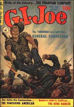 G.I. Joe (1951) 20-A