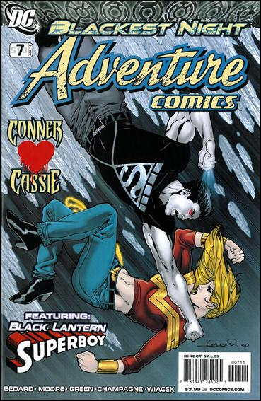 Adventure Comics (2009) 7-A by DC