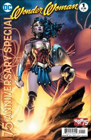 Wonder Woman 75th Anniversary Special 1-A
