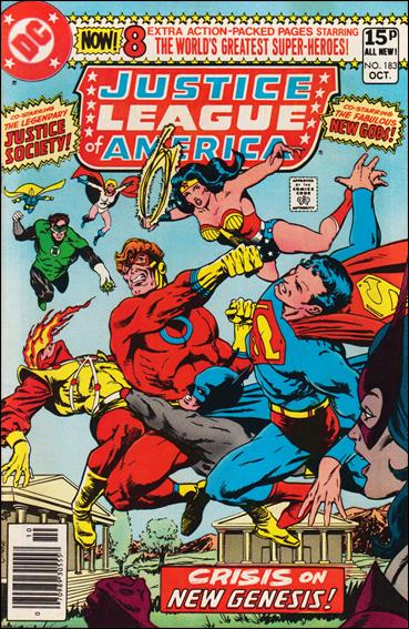 Justice League of America (1960) 183-B by DC