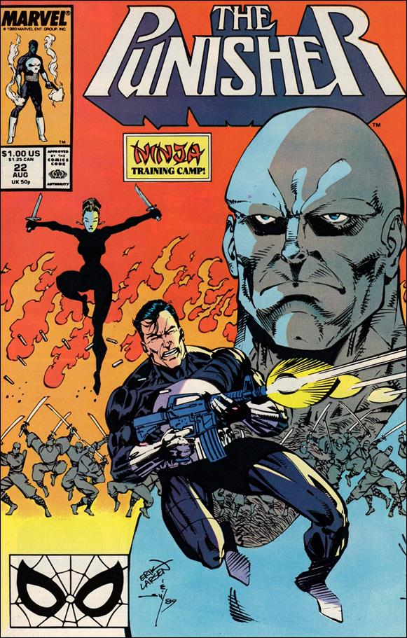 Punisher (1987) 22-A by Marvel