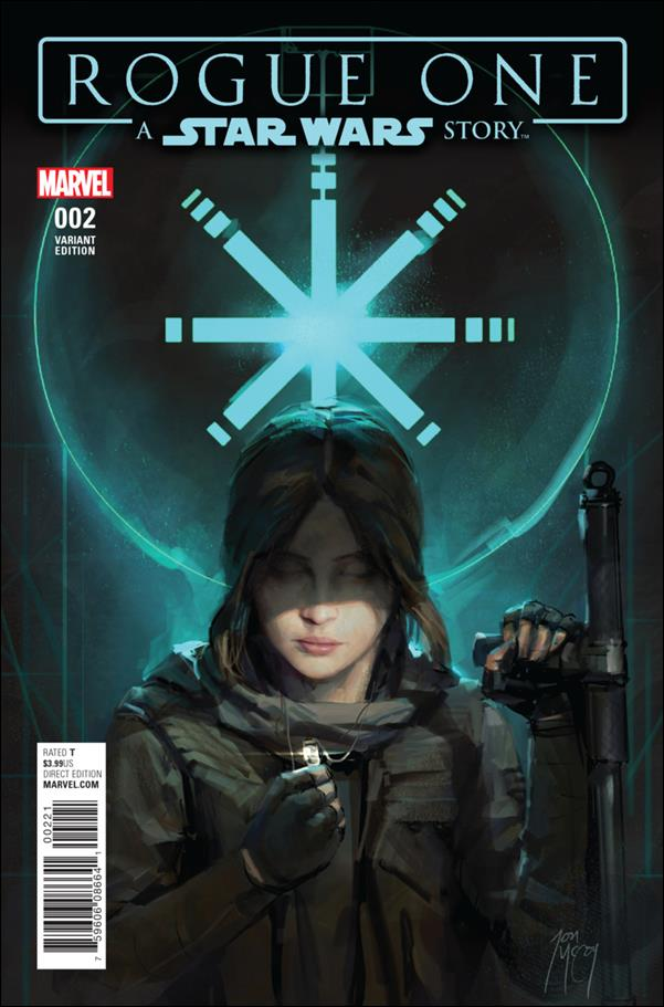 Star Wars: Rogue One Adaptation 2-B by Marvel