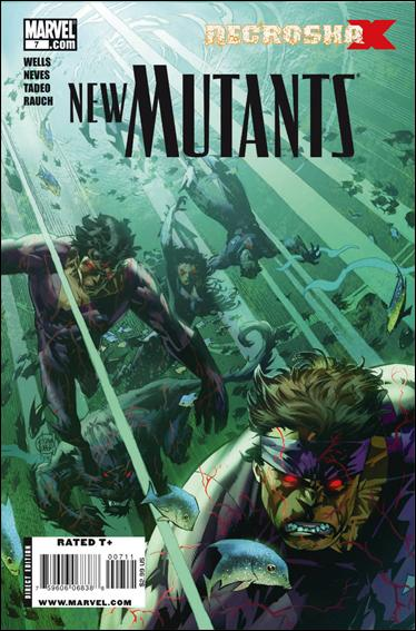New Mutants (2009) 7-A by Marvel