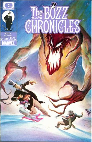 Bozz Chronicles 4-A by Epic