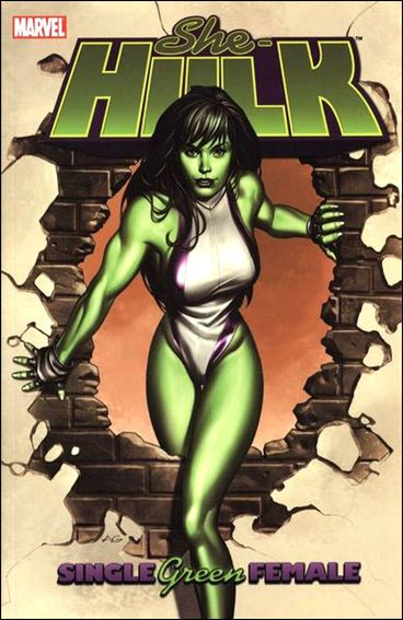 She-Hulk 1-A by Marvel