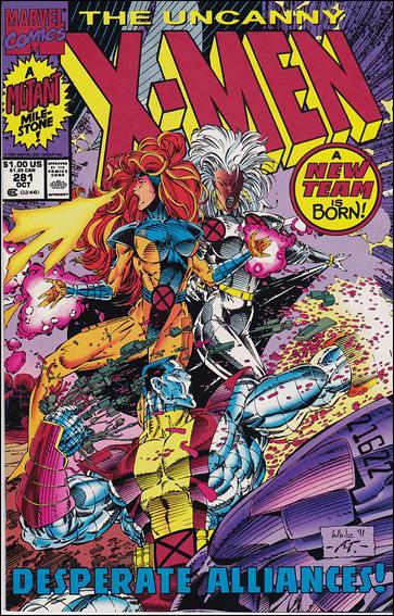 Uncanny X-Men (1981) 281-B by Marvel