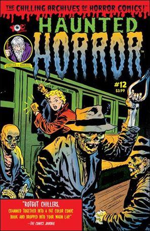 Haunted Horror 12-A