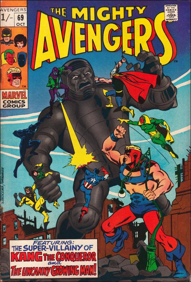 Avengers (1963) 69-B by Marvel