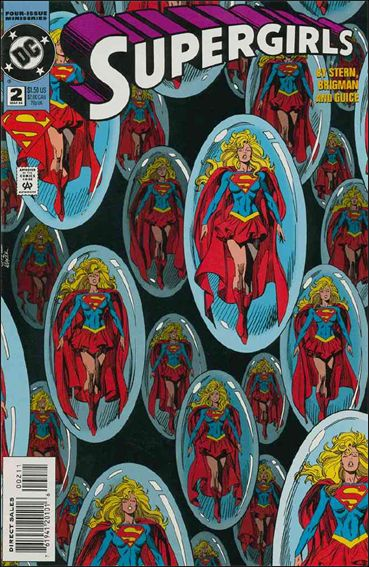 Supergirl (1994) 2-A by DC