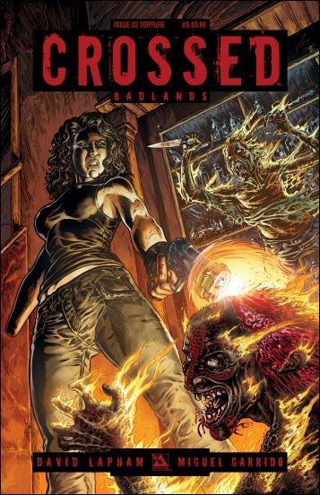 Crossed: Badlands 22-C by Avatar Press