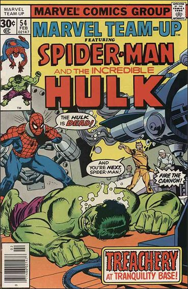 Marvel Team-Up (1972) 54-A by Marvel