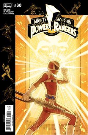 Mighty Morphin Power Rangers 30-B