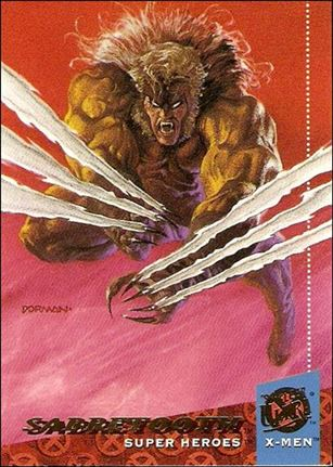 1994 Fleer Ultra X-Men (Base Set) 15-A