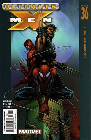 Ultimate X-Men (2000) 36-A