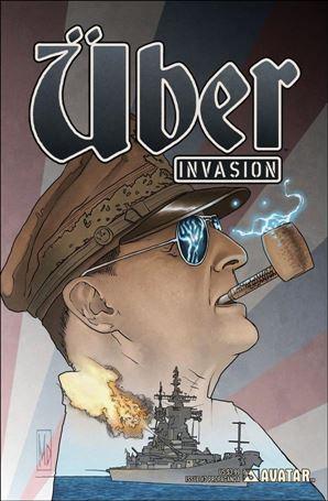 Uber: Invasion 3-D