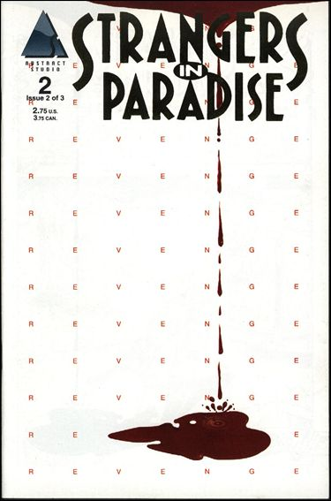Strangers in Paradise (1993) 2-B by Antarctic Press