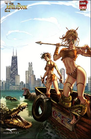 Grimm Fairy Tales Presents The Jungle Book 2-D by Zenescope Entertainment