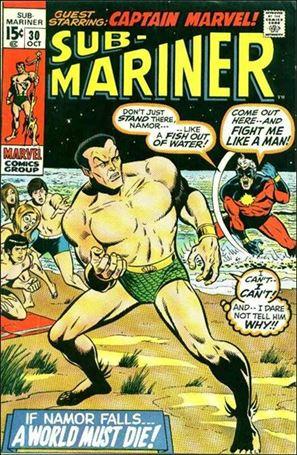 Sub-Mariner (1968) 30-A
