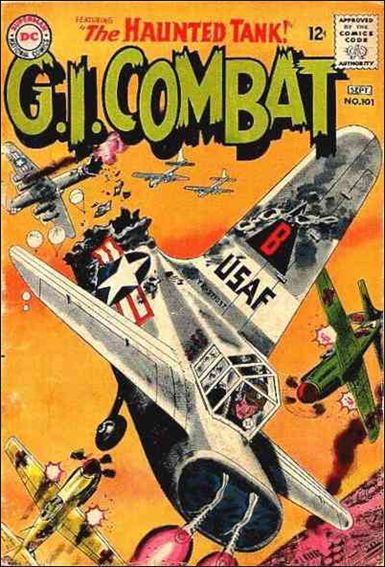 G.I. Combat (1952) 101-A by DC