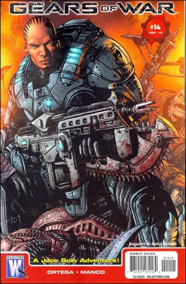 Gears of War 14-A by DC