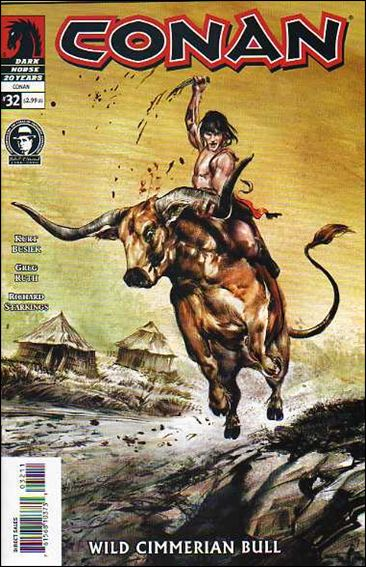 Conan (2004) 32-A by Dark Horse