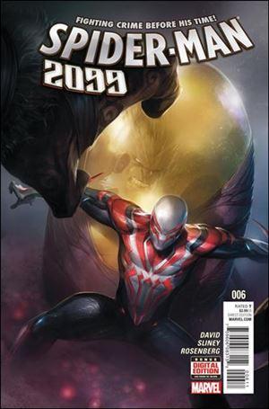 Spider-Man 2099 (2015) 6-A