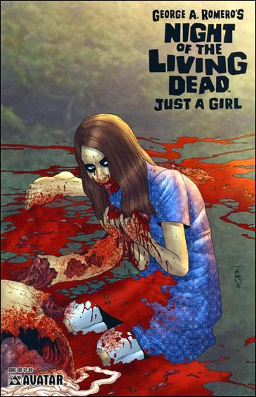 Night of the Living Dead: Just a Girl 1-E by Avatar Press