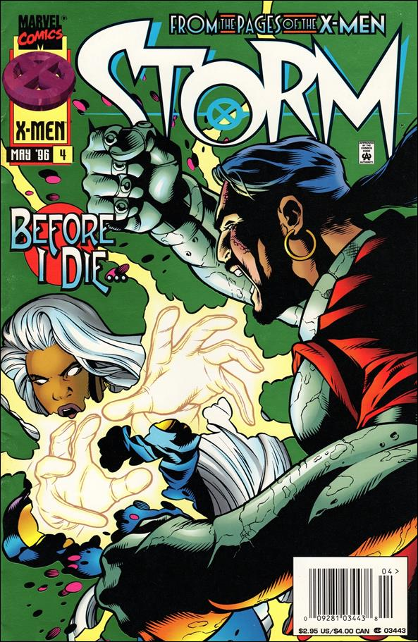 Storm (1996) 4-A by Marvel