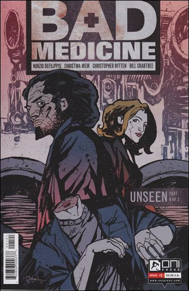 Bad Medicine 1-B by Oni Press