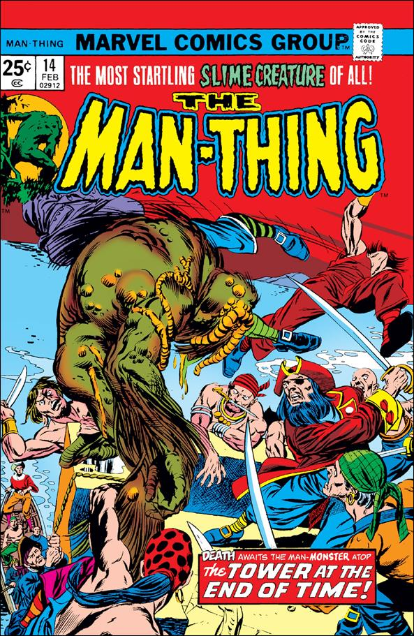 Man-Thing (1974) 14-A by Marvel