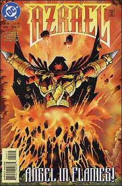 Azrael (1995) 19-A by DC