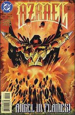 Azrael (1995) 19-A by DC