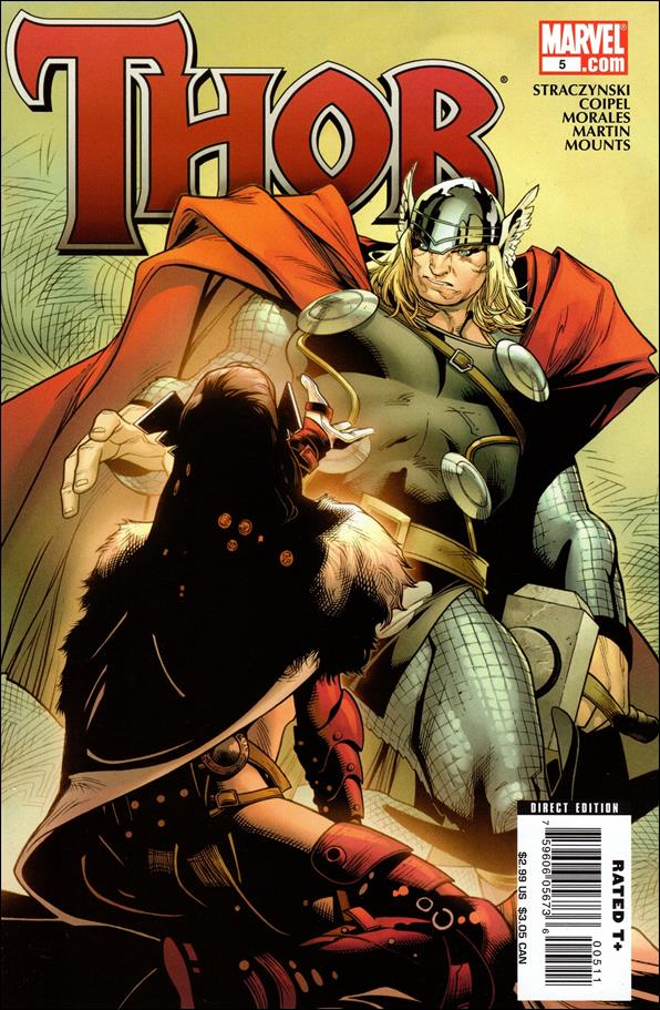 Thor (2007) 5-A by Marvel