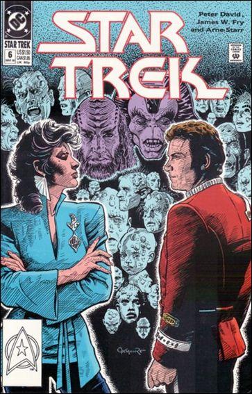 Star Trek (1989) 6-A by DC