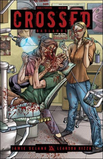 Crossed: Badlands 8-C by Avatar Press