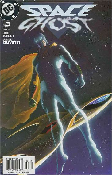 Space Ghost (2005) 3-A by DC