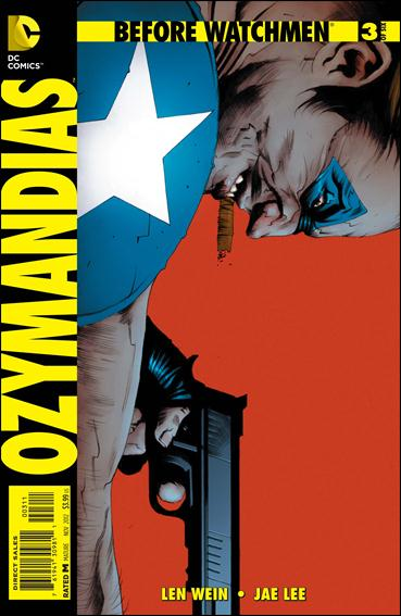 Before Watchmen: Ozymandias 3-A by DC