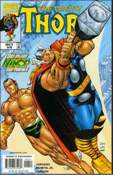 Thor (1998) 4-A by Marvel