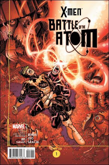 X-Men: Battle of the Atom 1-D by Marvel