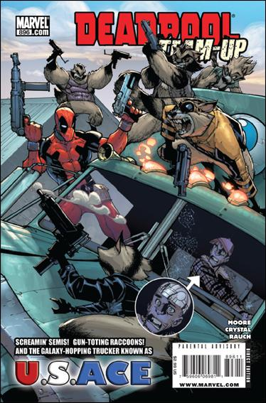 Deadpool Team-Up (2010) 896-A by Marvel
