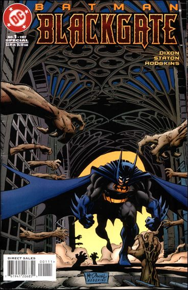 Batman: Blackgate 1-A by DC
