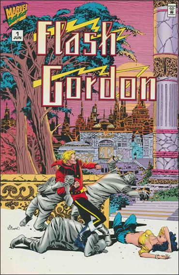 Flash Gordon (1995) 1-A by Marvel