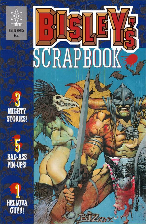 Bisley's Scrapbook 1-A by Atomeka