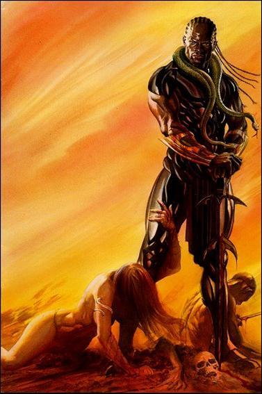 Thulsa Doom 1-B by Dynamite Entertainment