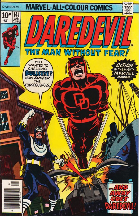 Daredevil (1964) 141-B by Marvel