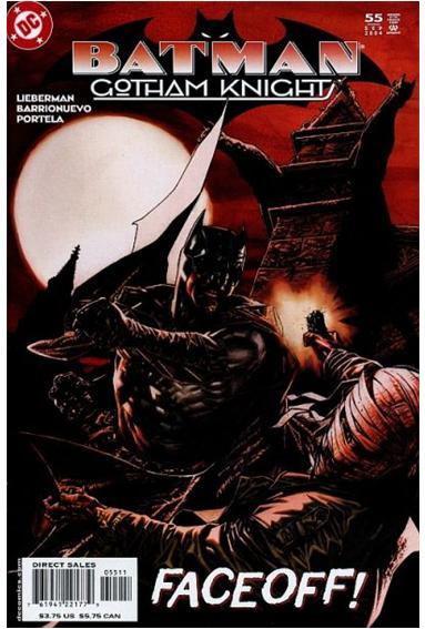 Batman: Gotham Knights 55-A by DC