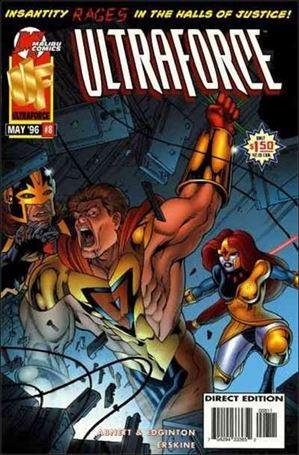UltraForce (1995) 8-A